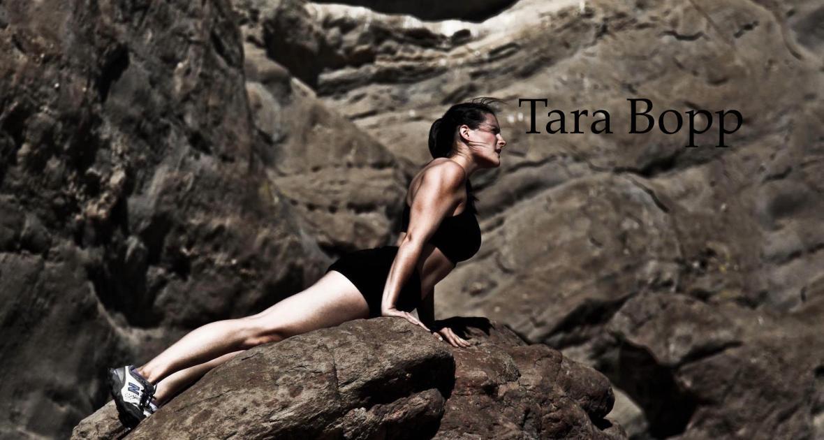 Yoga pose with Name